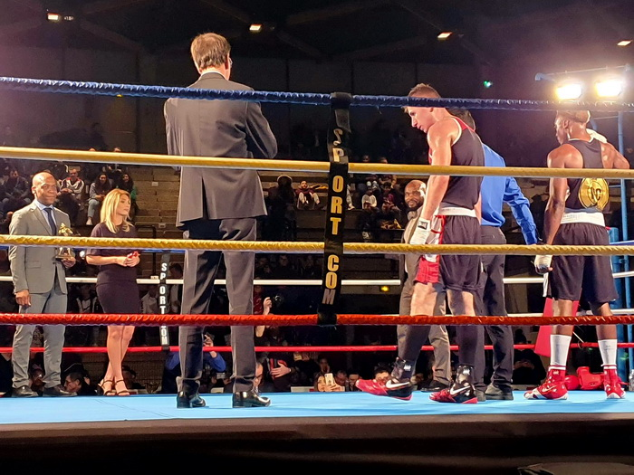 boxe  gala A