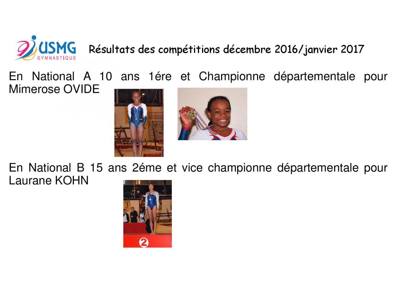 gym résultats compet - 1
