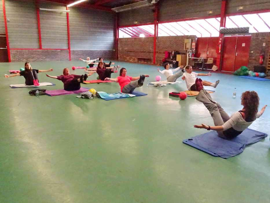 séances de Gym Volontaire 05