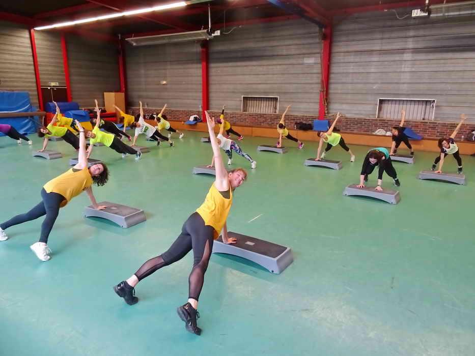 séances de Gym Volontaire 06