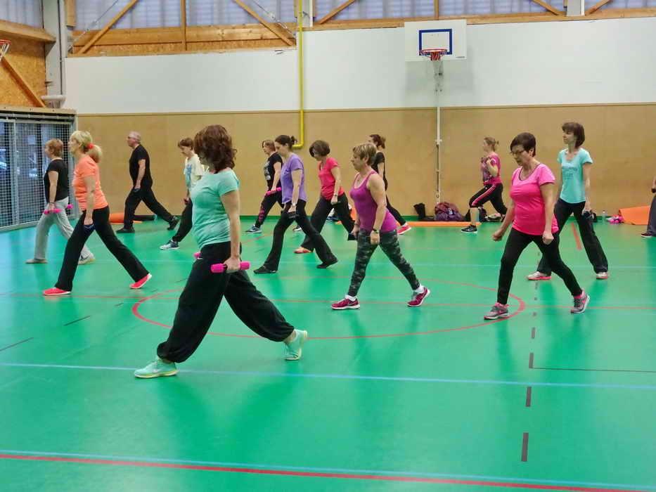séances de Gym Volontaire 08