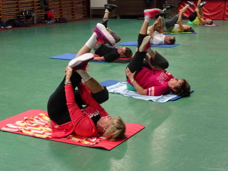 séances de Gym Volontaire 09