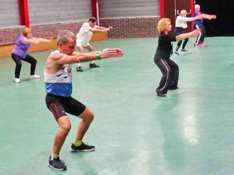 séances de Gym Volontaire 10