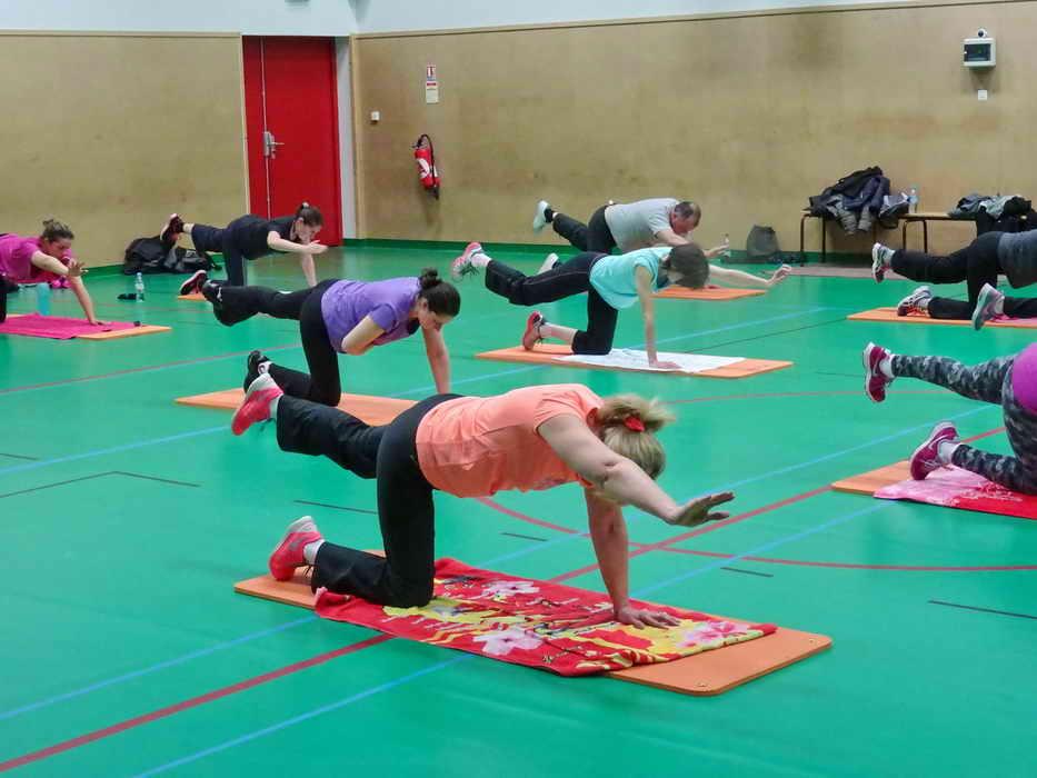 séances de Gym Volontaire 12
