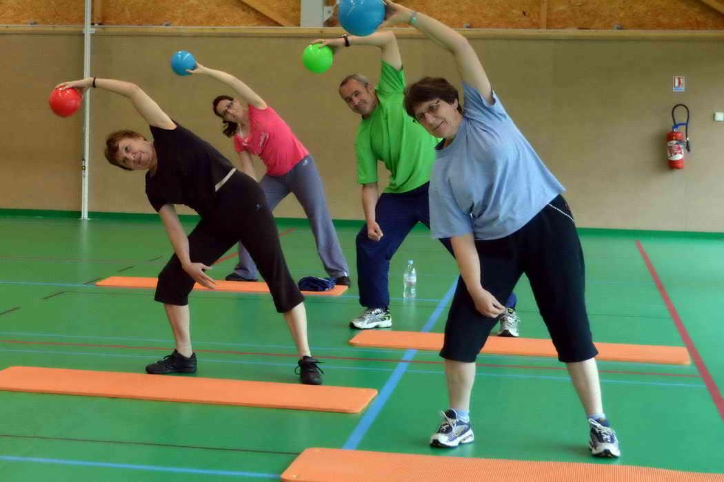 séances de Gym Volontaire 13