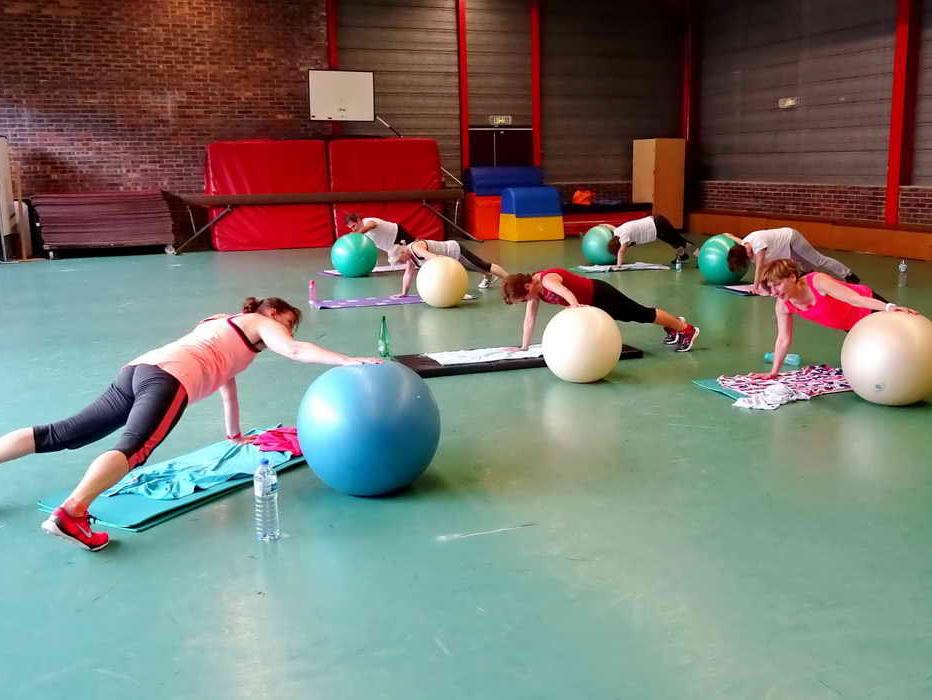 séances de Gym Volontaire 14