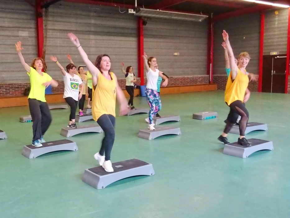 séances de Gym Volontaire 18