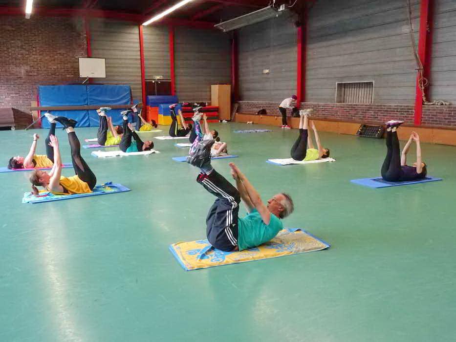 séances de Gym Volontaire 19
