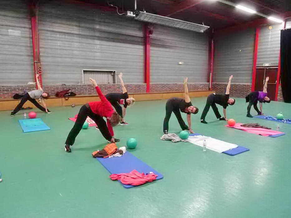 séances de Gym Volontaire 20