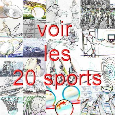 20 sports