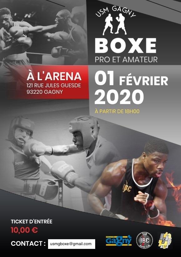 Affiche gala 2020