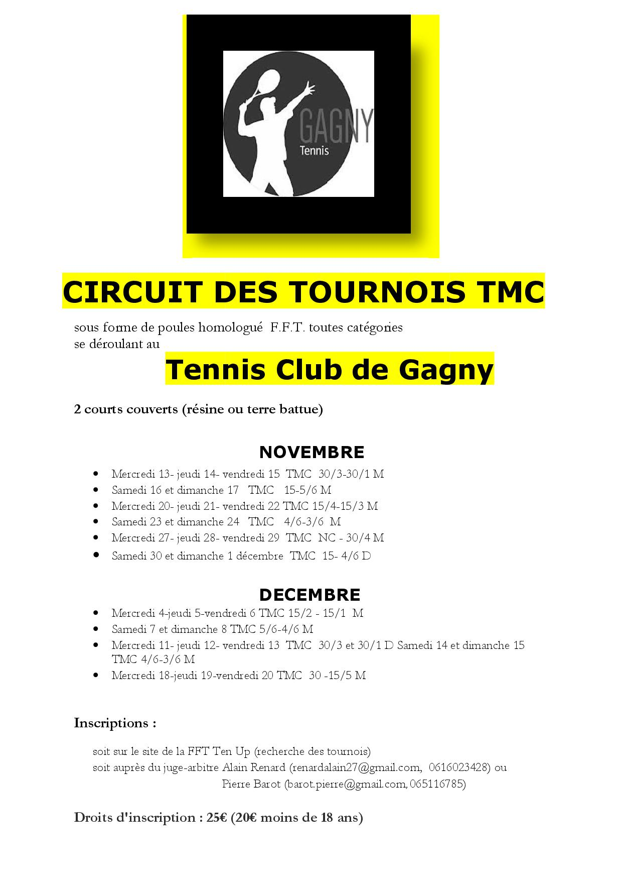 Affiche tmc nov dec