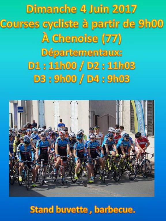 Chenoise 2017