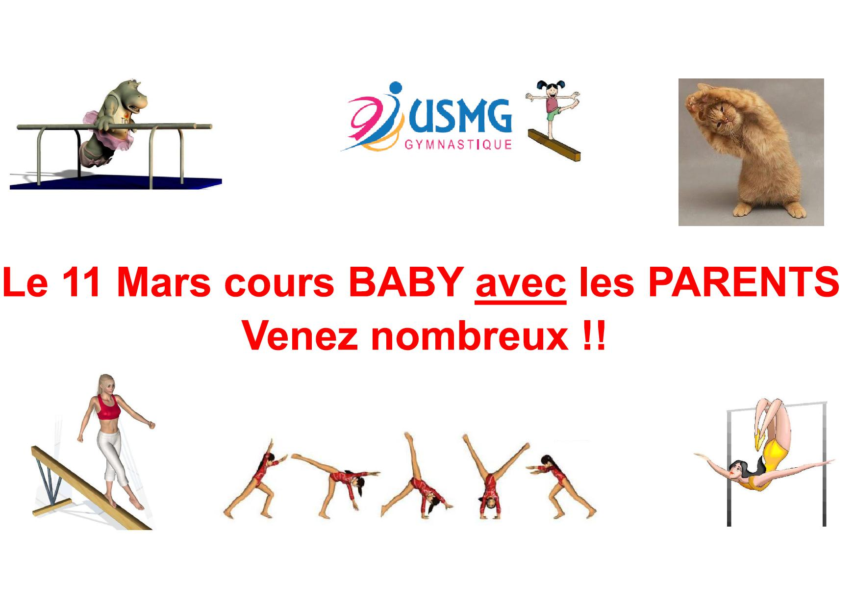 Cours baby
