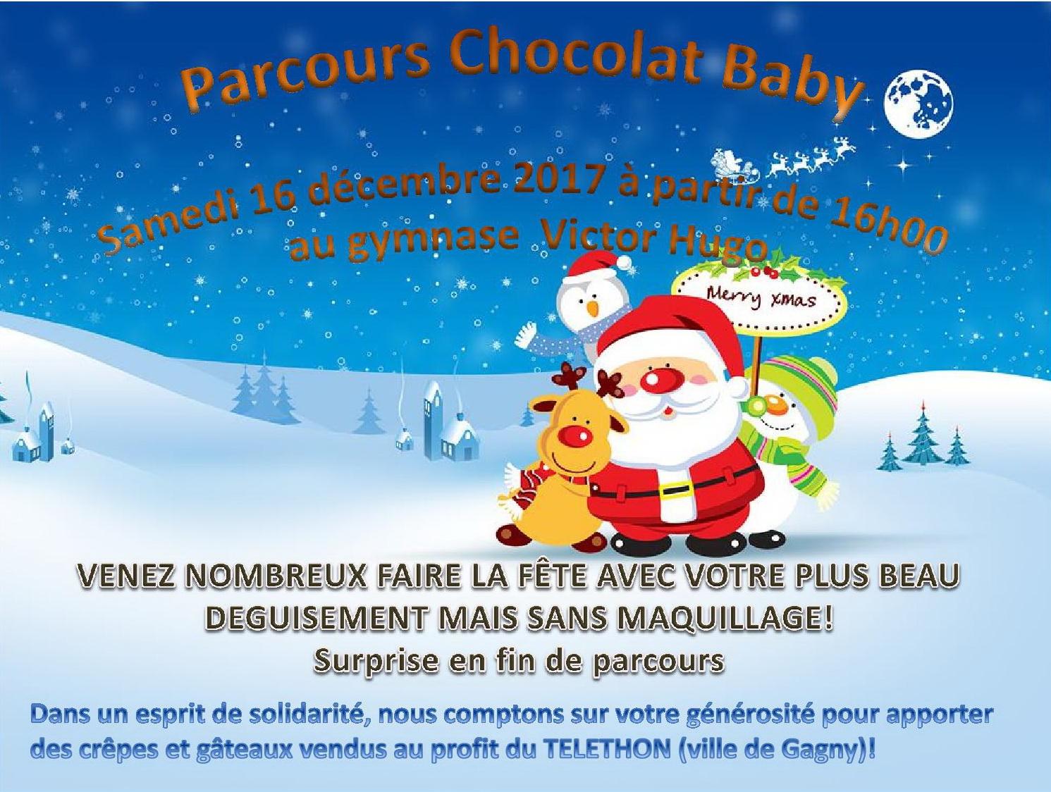 Parcours chocolat