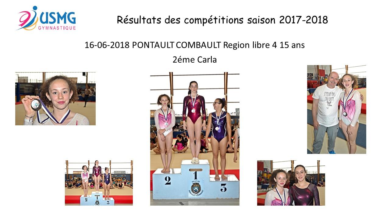 Gym resultats compet 16juin 1