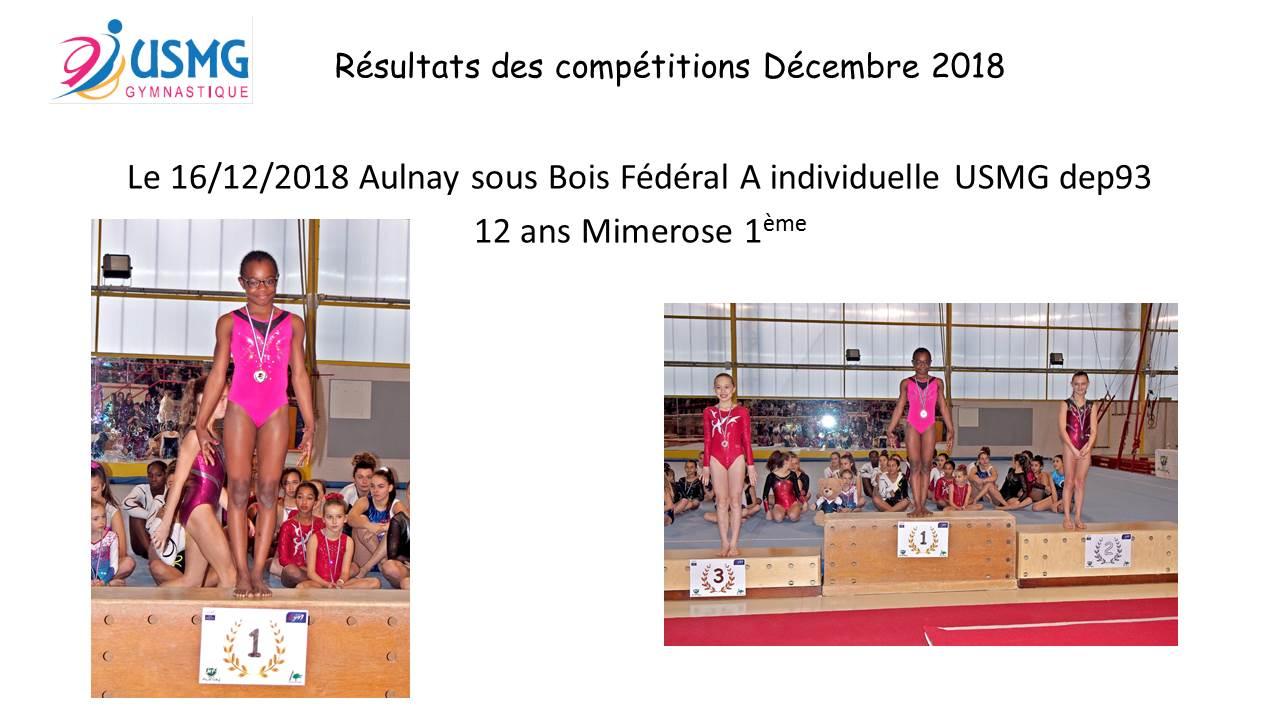 Gym resultats compet 3 2019