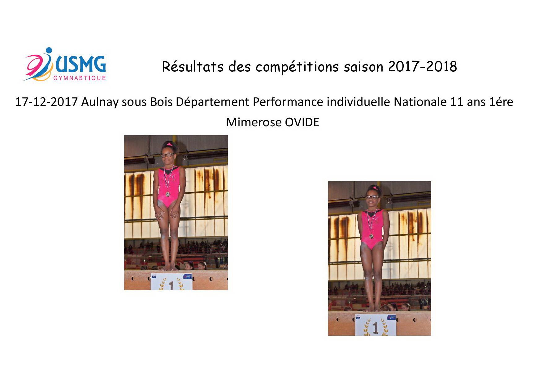 Gym resultats compet 7
