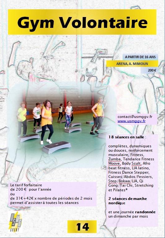 Gym vol