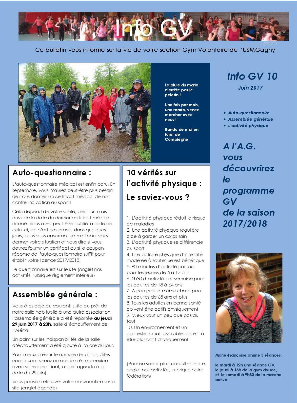 Info gv 10