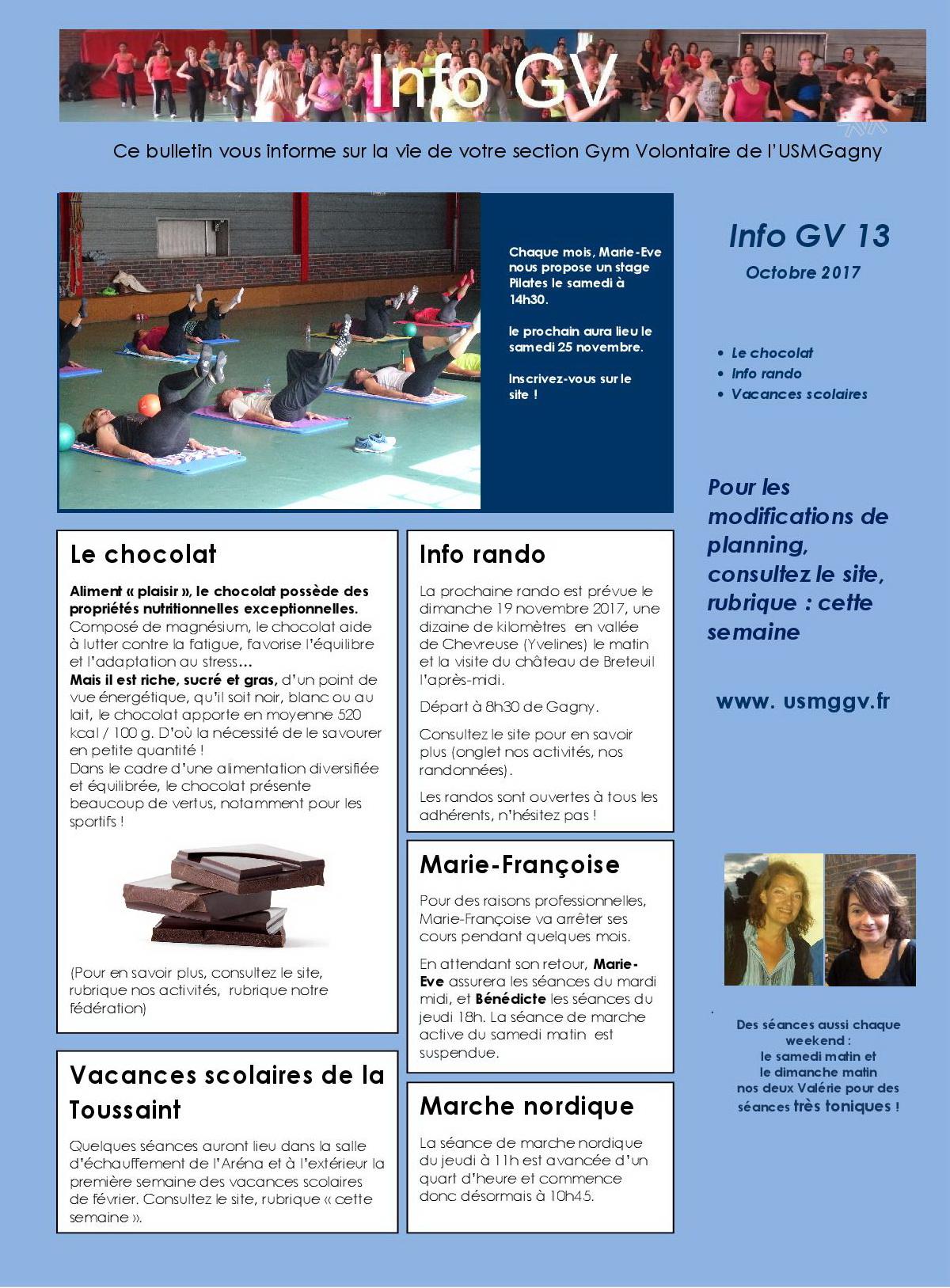 Info gv 13