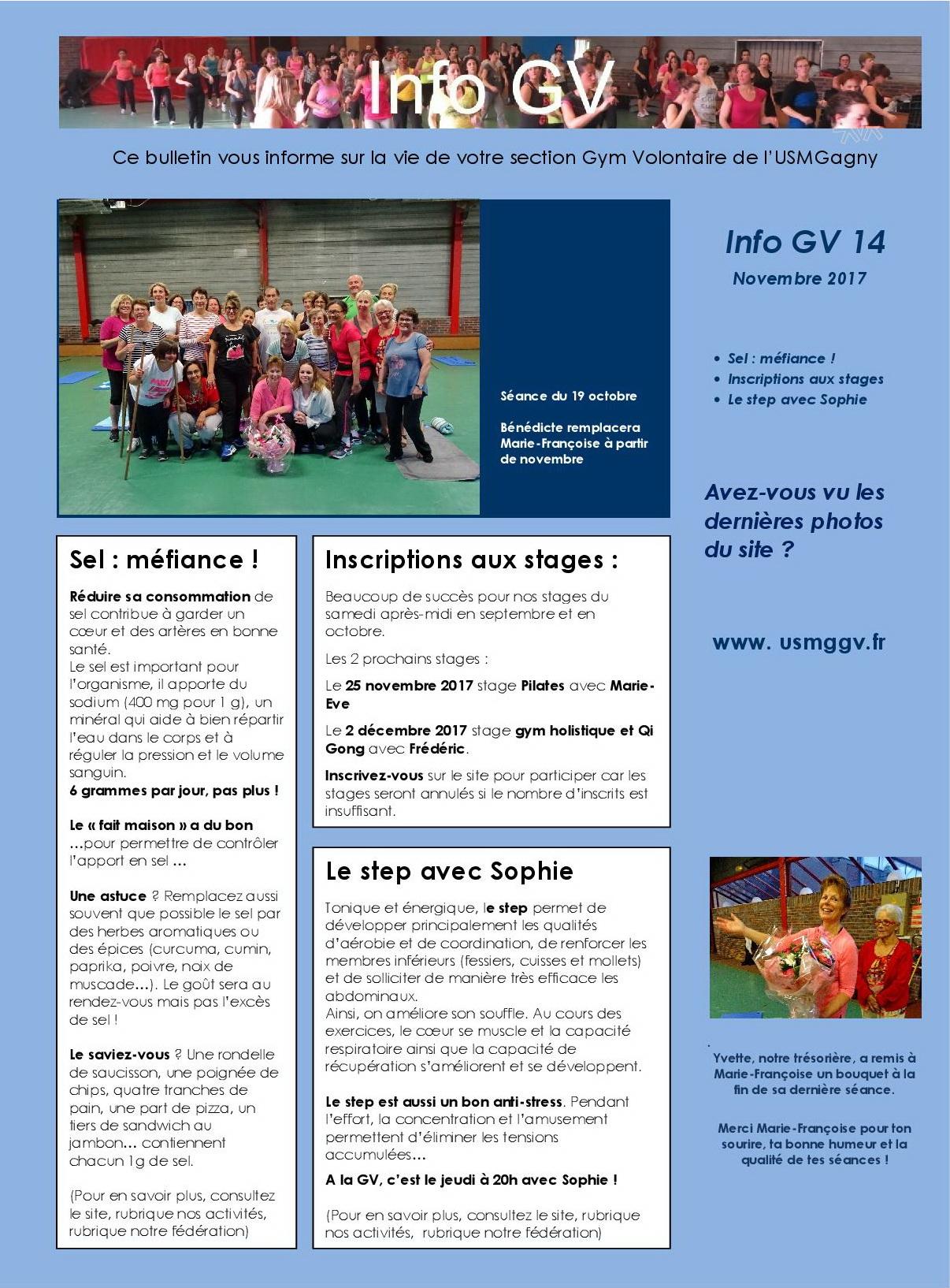 Info gv 14