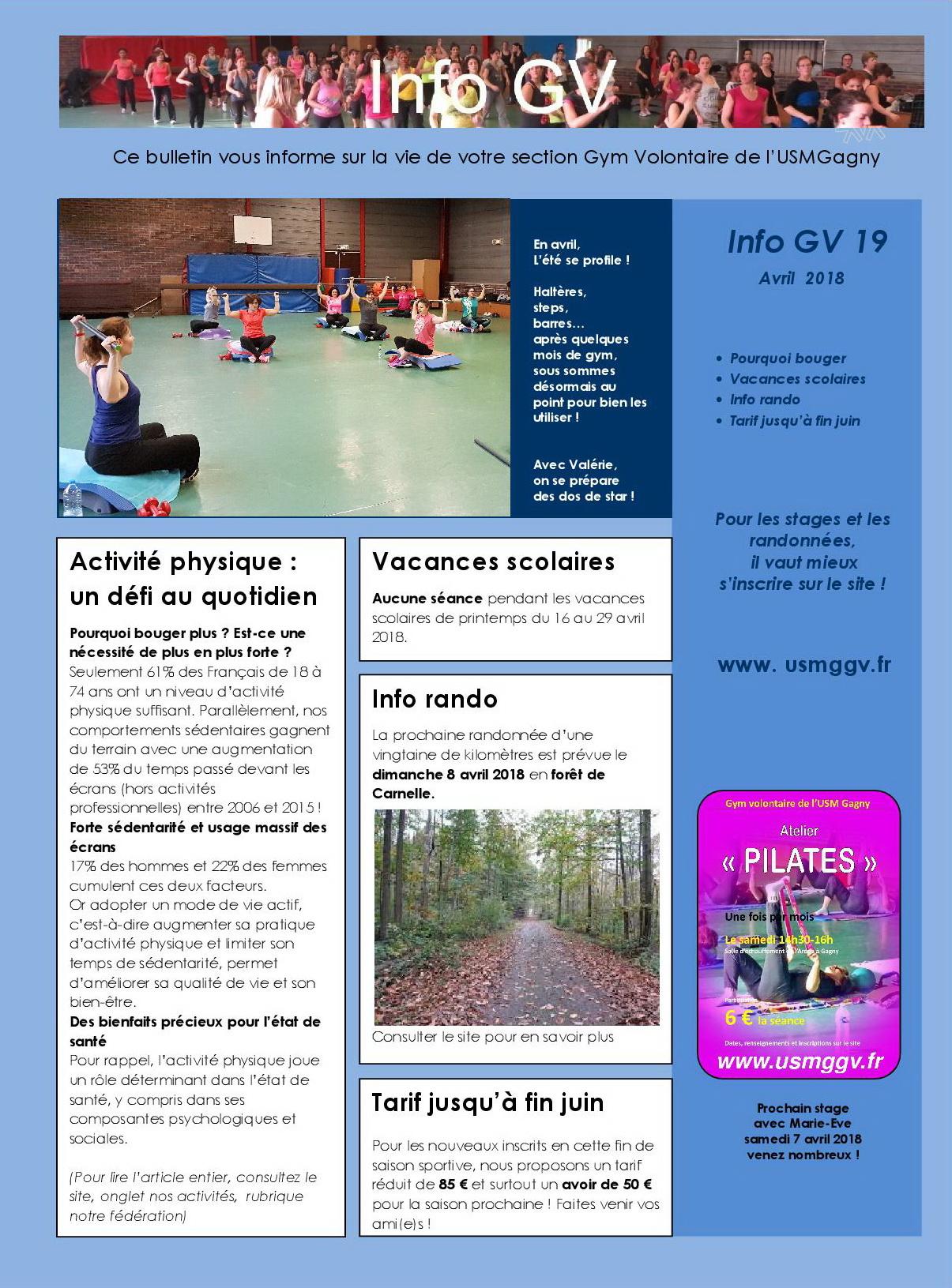 Info gv 19