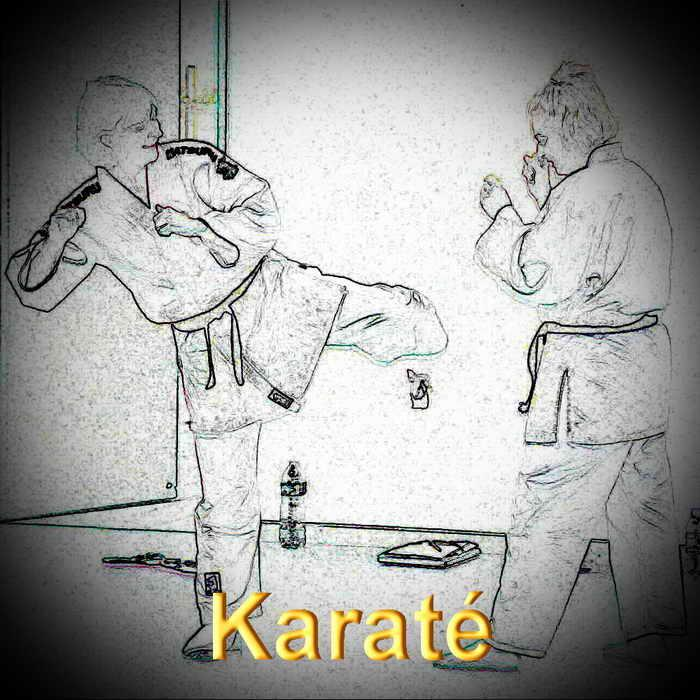 Karate redimensionner
