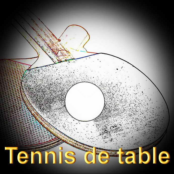 Tennis de table redimensionner
