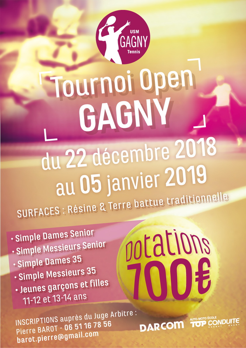 Tournoi open
