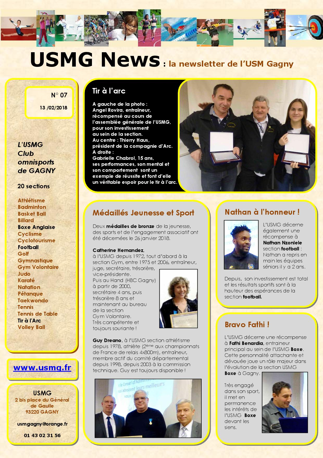 Usmg news 07