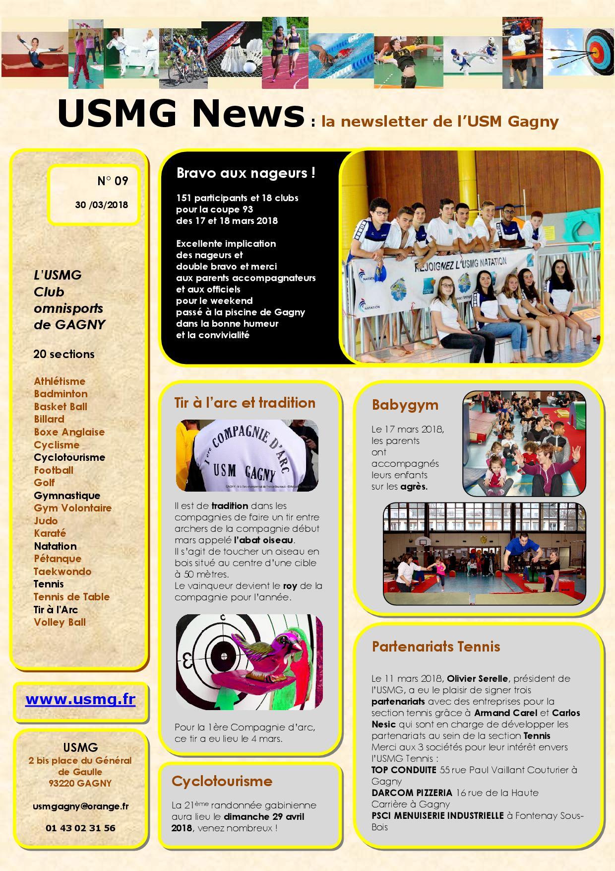 Usmg news 09