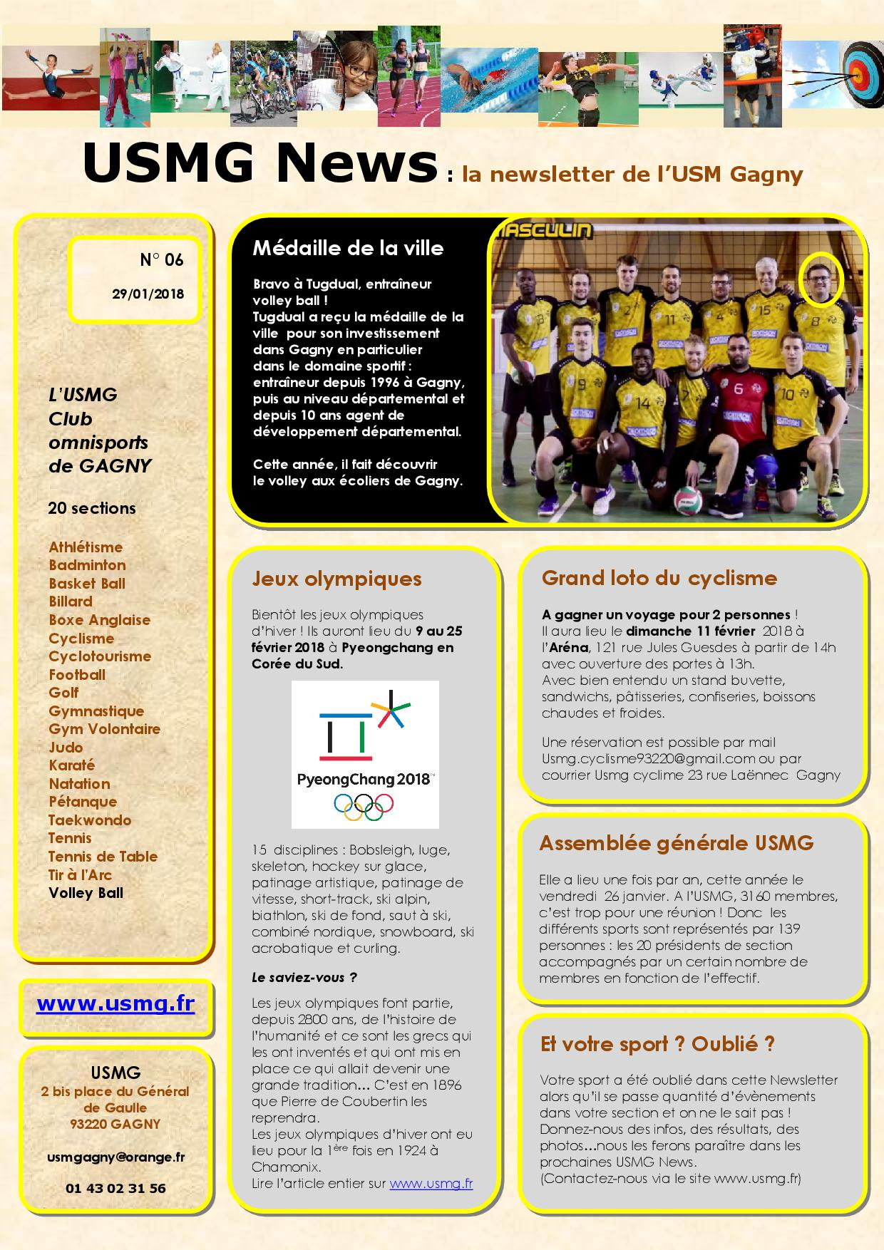 Usmg news 06